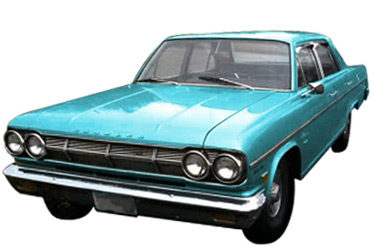 1965 AMC Rambler Ambassador car