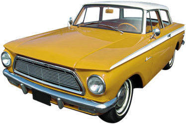1961 AMC Rambler Deluxe car