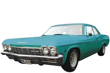 1965 Chevrolet Belair car