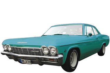 1965 Chevrolet Belair car