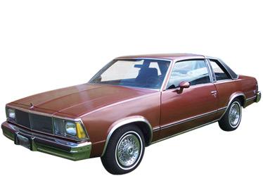1980 Chevrolet Chevelle car