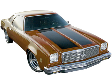 1975 Chevrolet Chevelle Malibu car