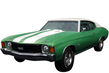 Chevrolet Chevelle sport car