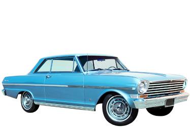 1963 Chevrolet Nova car