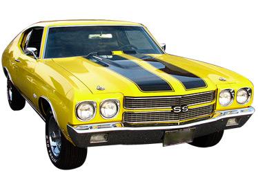 1971 Chevrolet Chevelle car