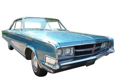 1965 Chrysler 300 car