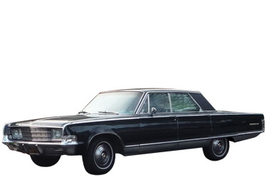 1965 Chrysler New Yorker car