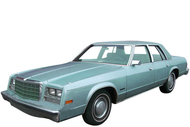 1980 Chrysler Newport car