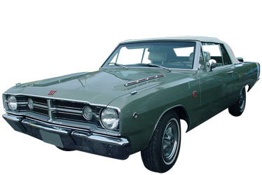 1968 Dodge Dart car
