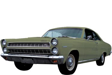 1965 Ford Comet car