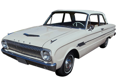 1962 Ford Falcon car