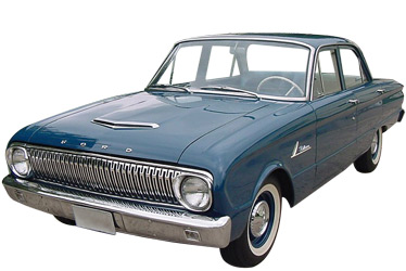 1962 Ford Falcon car