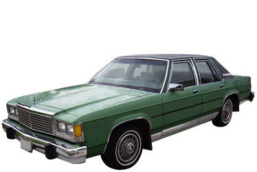 1979 Ford LTD car
