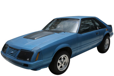 1983 Ford Mustang car