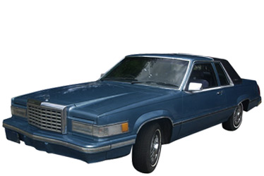1980 Ford Thunderbird car