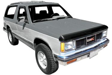 1982 GMC S15 Sierra car