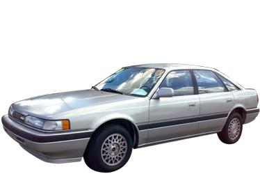 Mazda 626 1990 car
