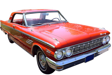 1962 Mercury Meteor Custom car