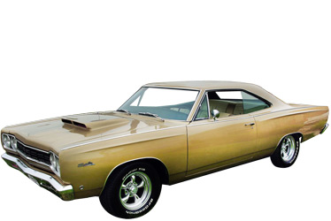 1968 Plymouth Satellite car