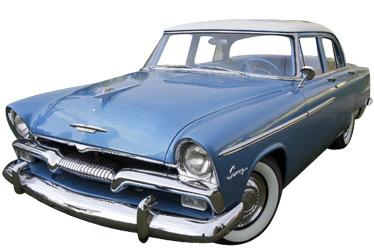 1955 Plymouth Savoy car