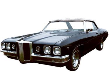 1970 Pontiac 2+2 car