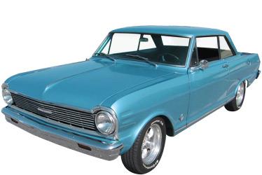 1966 Pontiac Acadian car