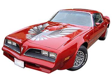 1980 Pontiac Firebird Esprit car