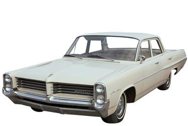 1964 Pontiac Laurentian car