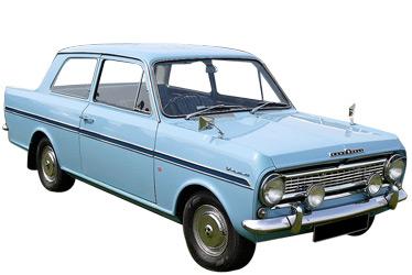Vauxhall Viva Deluxe 1964 car