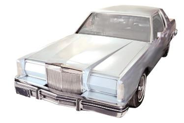 Lincoln Mark VI 1976 car