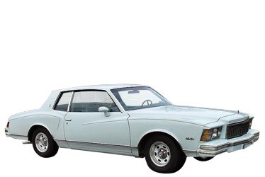 1979 Chevrolet Monte Carlo car.
