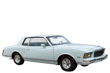 1979 Chevrolet Monte Carlo car.