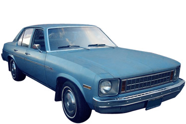 1977 Chevrolet Nova car.