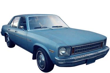 1977 Chevrolet Nova car.