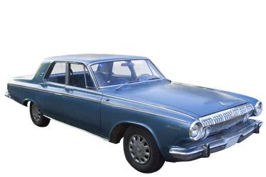 1963 Dodge Polara car.