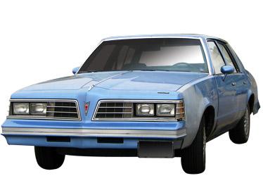 1981 Pontiac Lemans car.